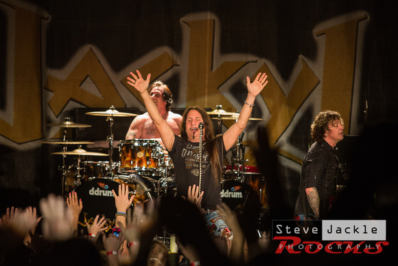 Jackyl -Lincoln Theatre-Raleigh- Copyright Steve Jackle Photography 2013