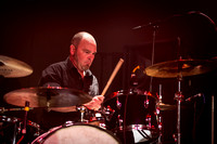 Jeff JD Dennis on drums
