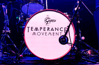 The Temperance Movement Drum head