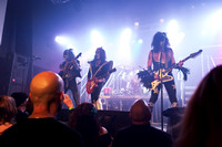 Strutter KISS tribute band at Lincoln Theatre.