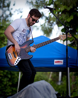 The Jason Adamo Band : 919 Magazine Music Fest 2037