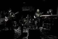 The Rousters: Blue Note Grill Feb 2017
