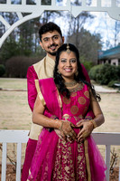 Shivani and Akash Patel Baby Shower celebration: Posed Shots