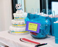 Shivani and Akash Patel Baby Shower celebration