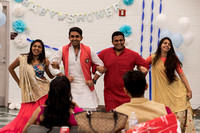 Shivani and Akash Patel Baby Shower celebration : Candid Shots